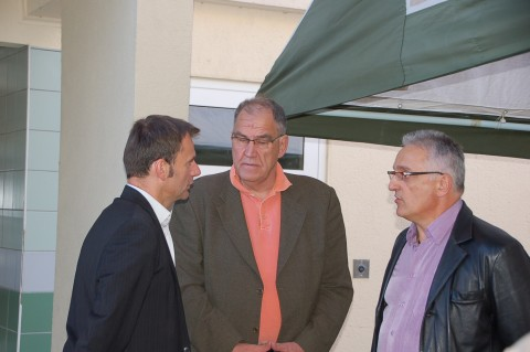 Photo Inauguration locaux 26 septembre 2014